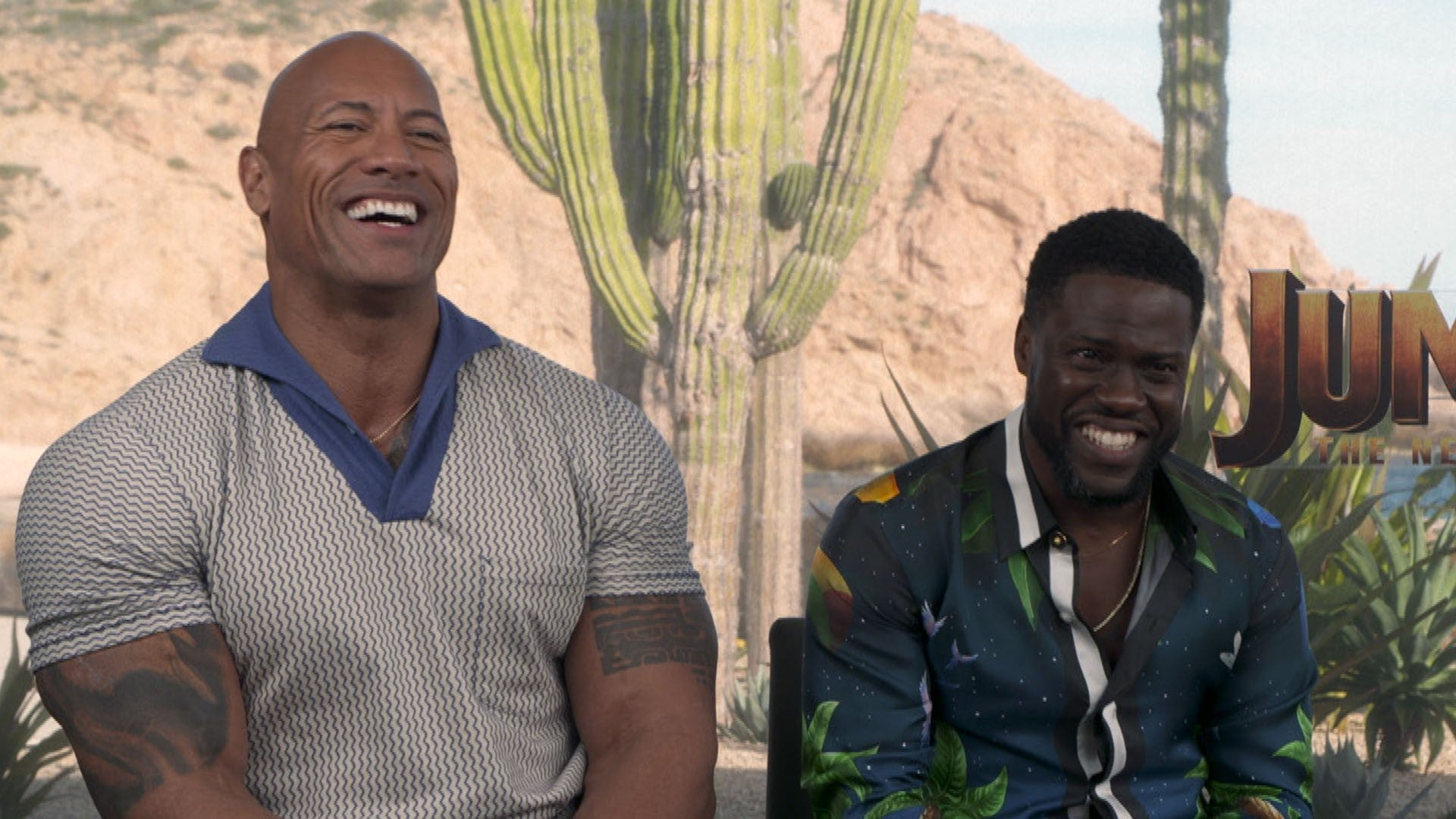 Kevin Hart Defends His Dwayne Johnson Halloween Costume To