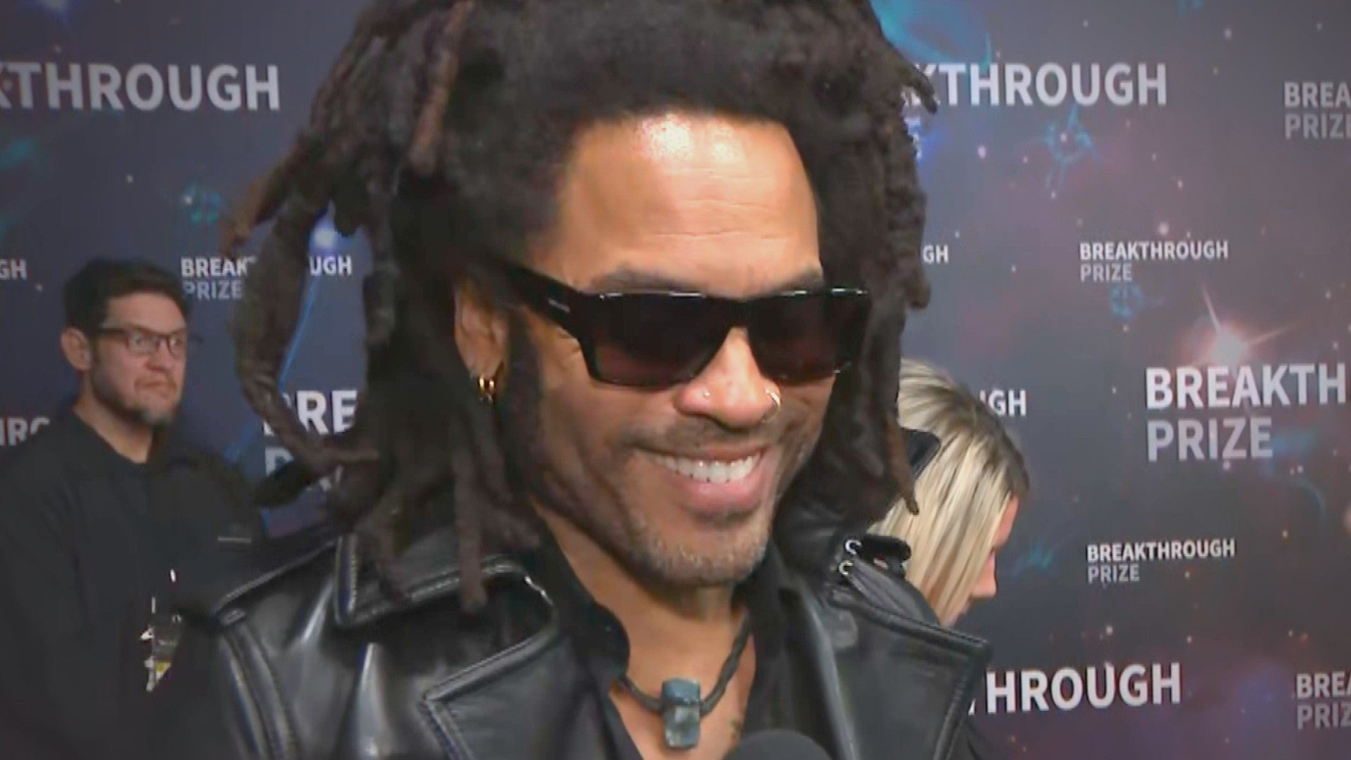 Lenny Kravitz Is Very Excited To See Daughter Zoe Kravitz