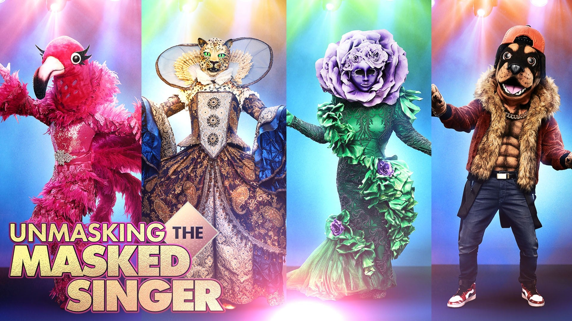 The Masked Singer The Flower Gets Pruned See What Music Icon Was Under The Mask Entertainment Tonight