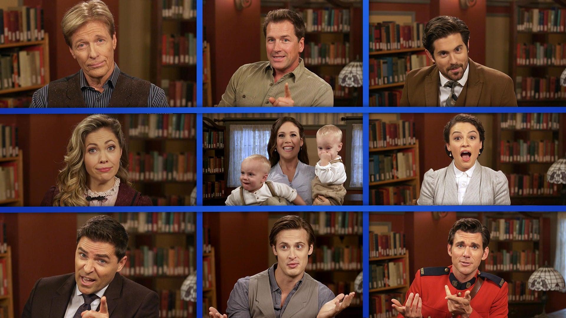 When Calls The Heart Christmas Cast 2020 When Calls the Heart' Christmas Special First Look    See the