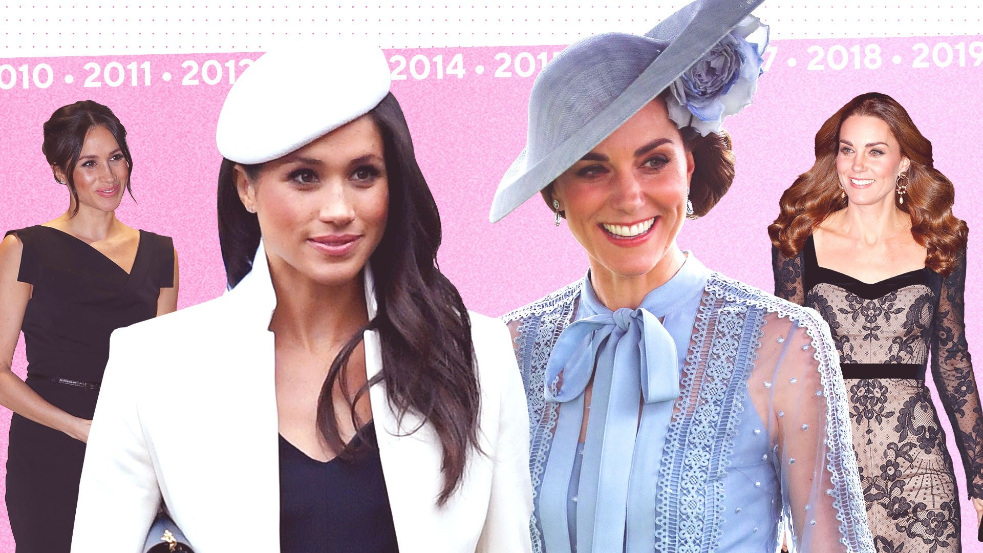 How Kate Middleton And Meghan Markle Redefined British