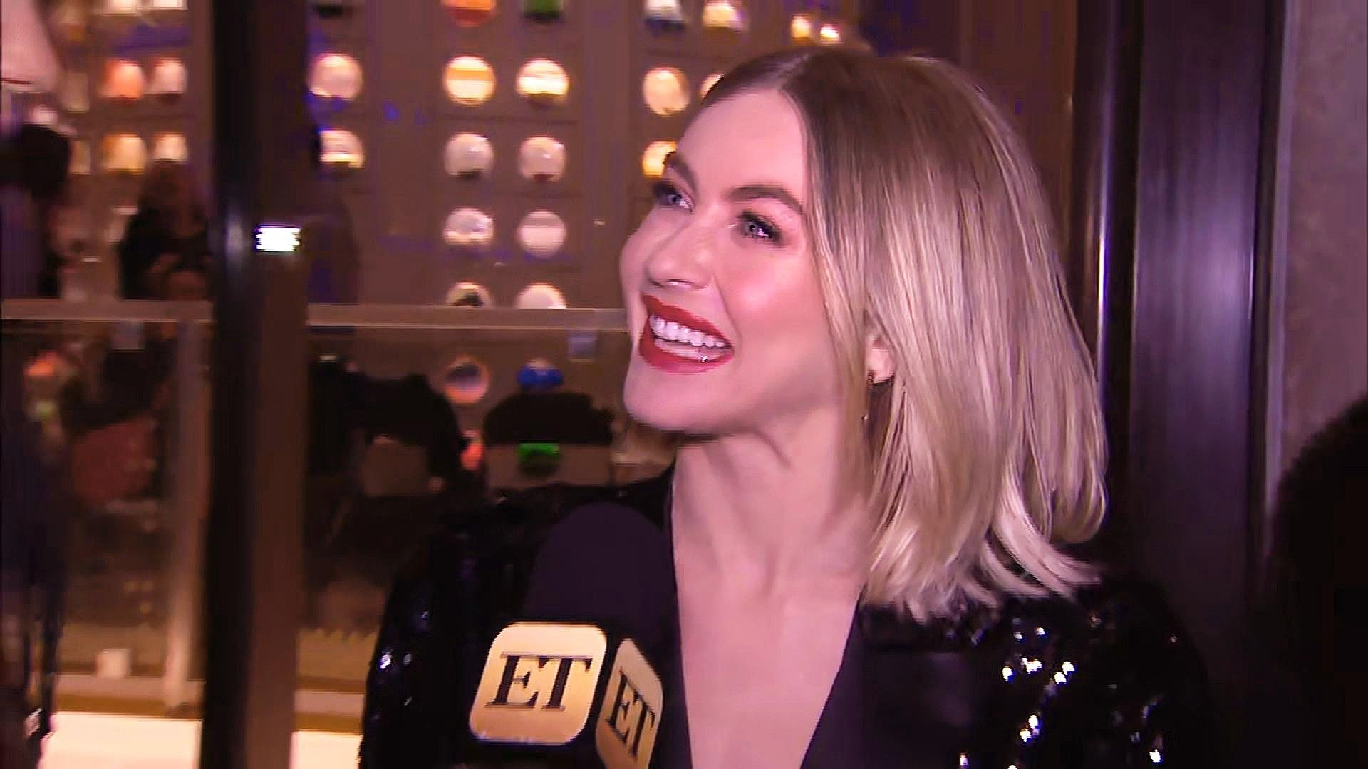 Julianne Hough Says Gabrielle Union S Agt Meeting With Nbc