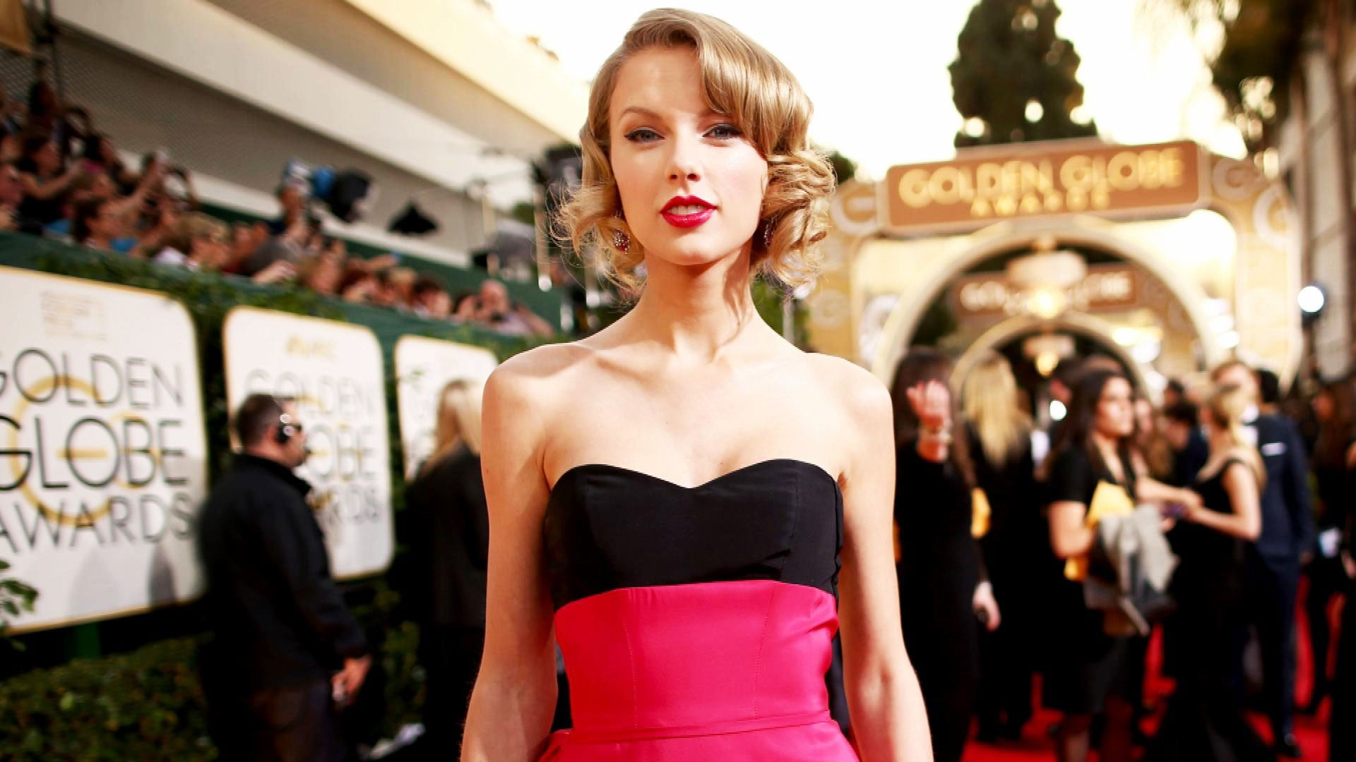 Taylor Swift Opens Up About Struggle With Body Image Issues