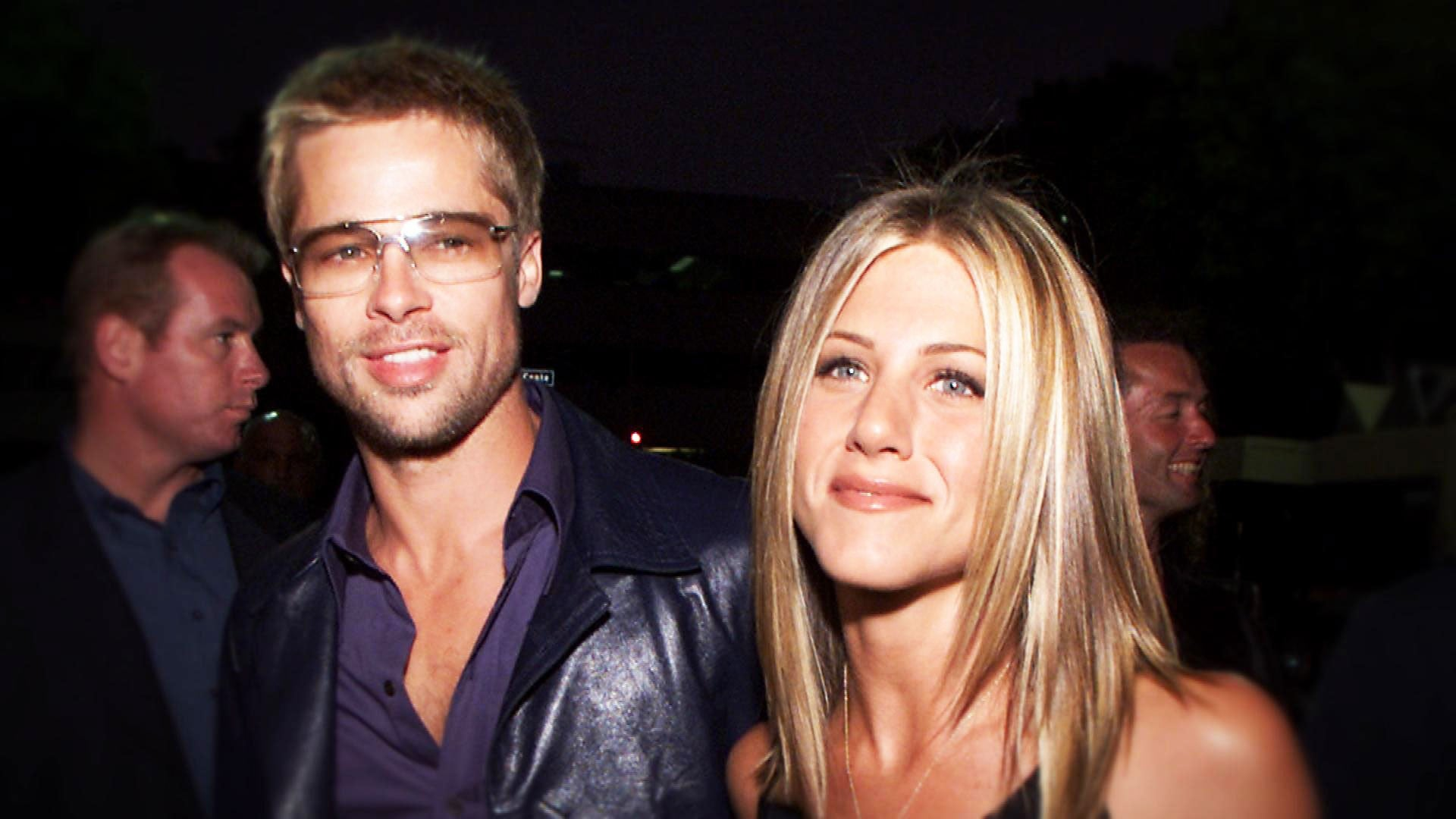 Inside Brad Pitt And Jennifer Aniston S Dating Lives Entertainment Tonight