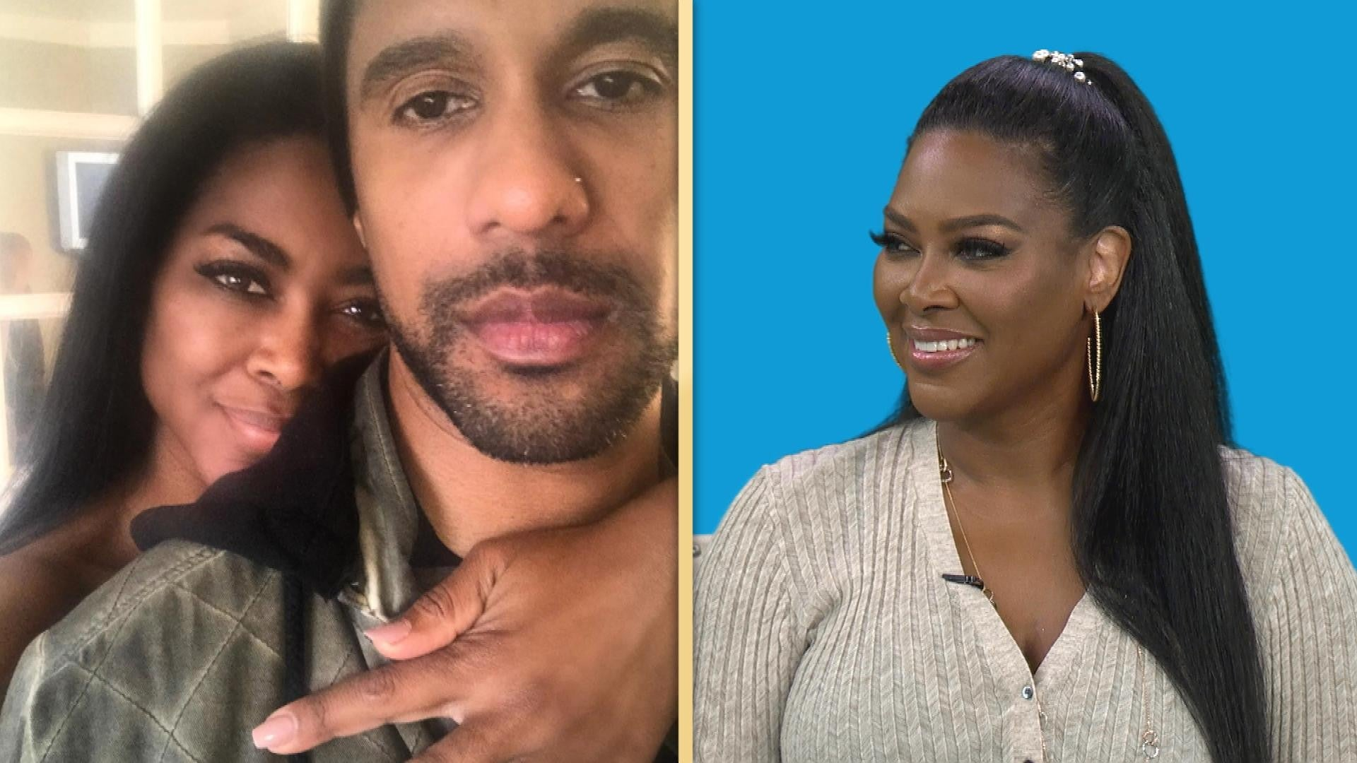 Real Housewives Of Atlanta Star Kenya Moore Optimistic About Saving Her Marriage To Marc Daly Exclusive Entertainment Tonight