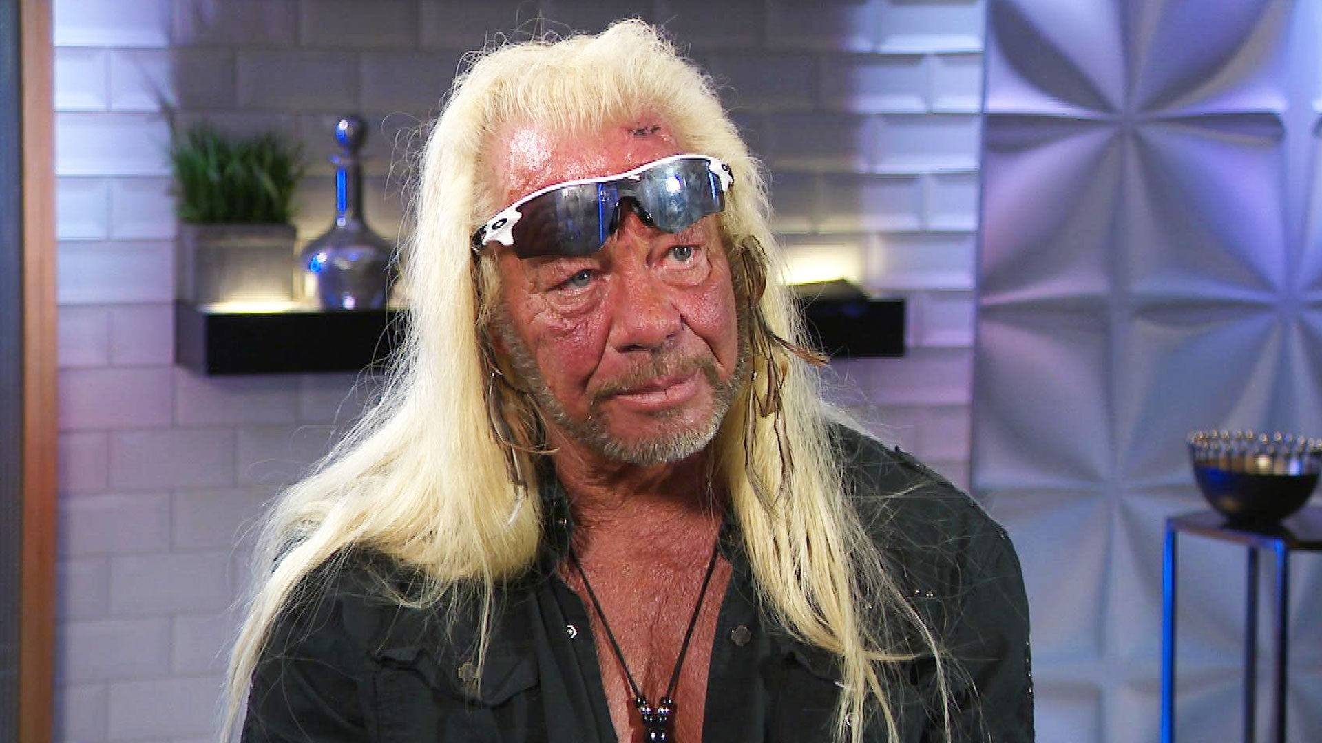 Dog The Bounty Hunter Breaks Down Talking About Late Wife