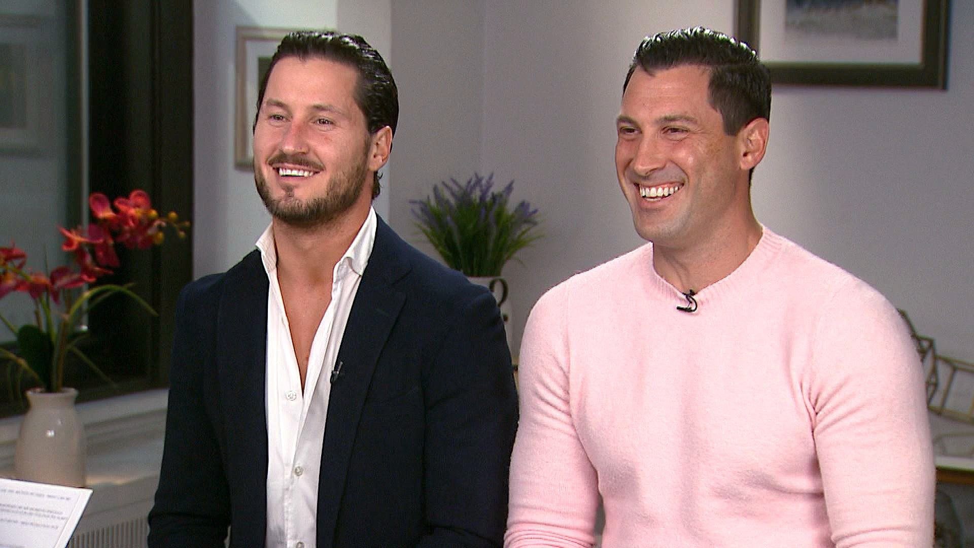 Tour max chmerkovskiy and val Dancing with