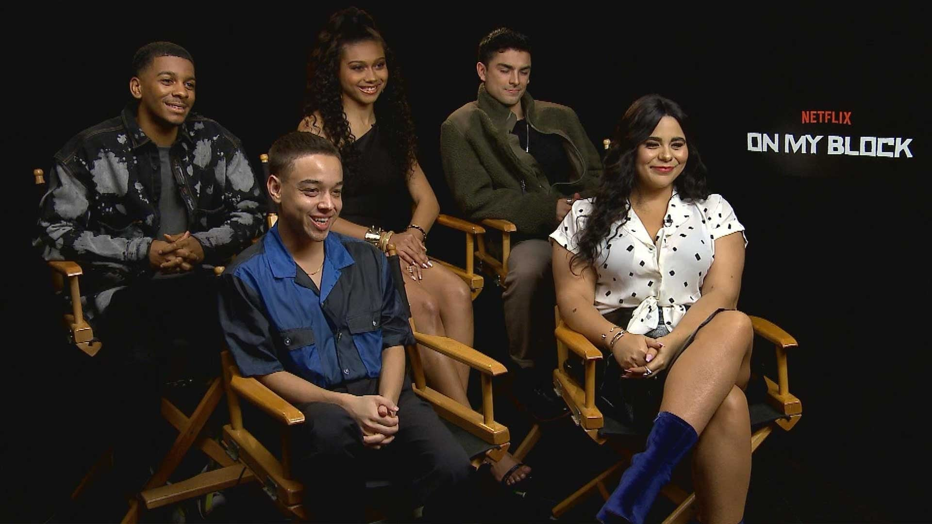 On My Block Cast Talks Season 3 S Surprise Ending And What S To