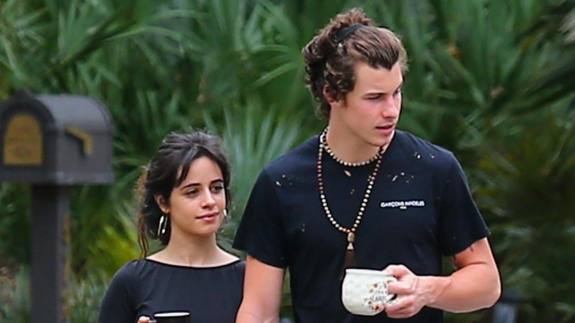Camila Cabello Reveals What She And Shawn Mendes Are Teaching Each
