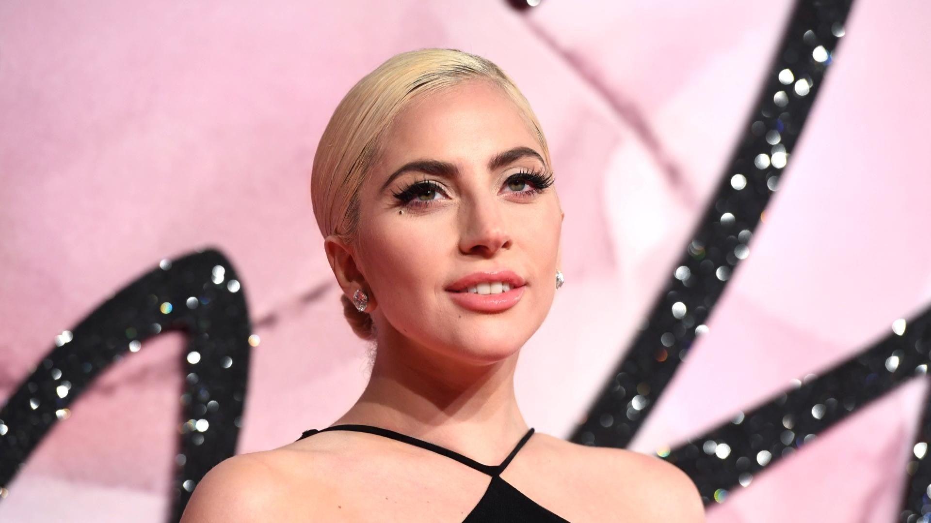 Lady Gaga Goes Nude For Futuristic Photo Shoot See The Pic
