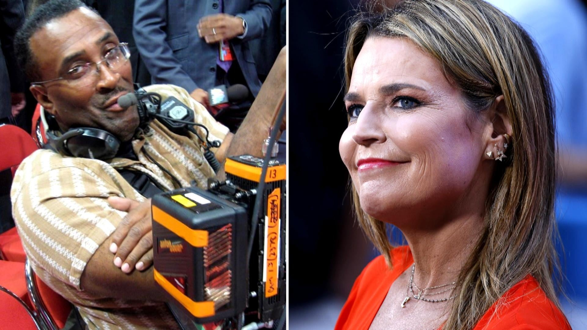 Hoda Kotb And Savannah Guthrie Tear Up Remembering Colleague Who Died Of Coronavirus Entertainment Tonight