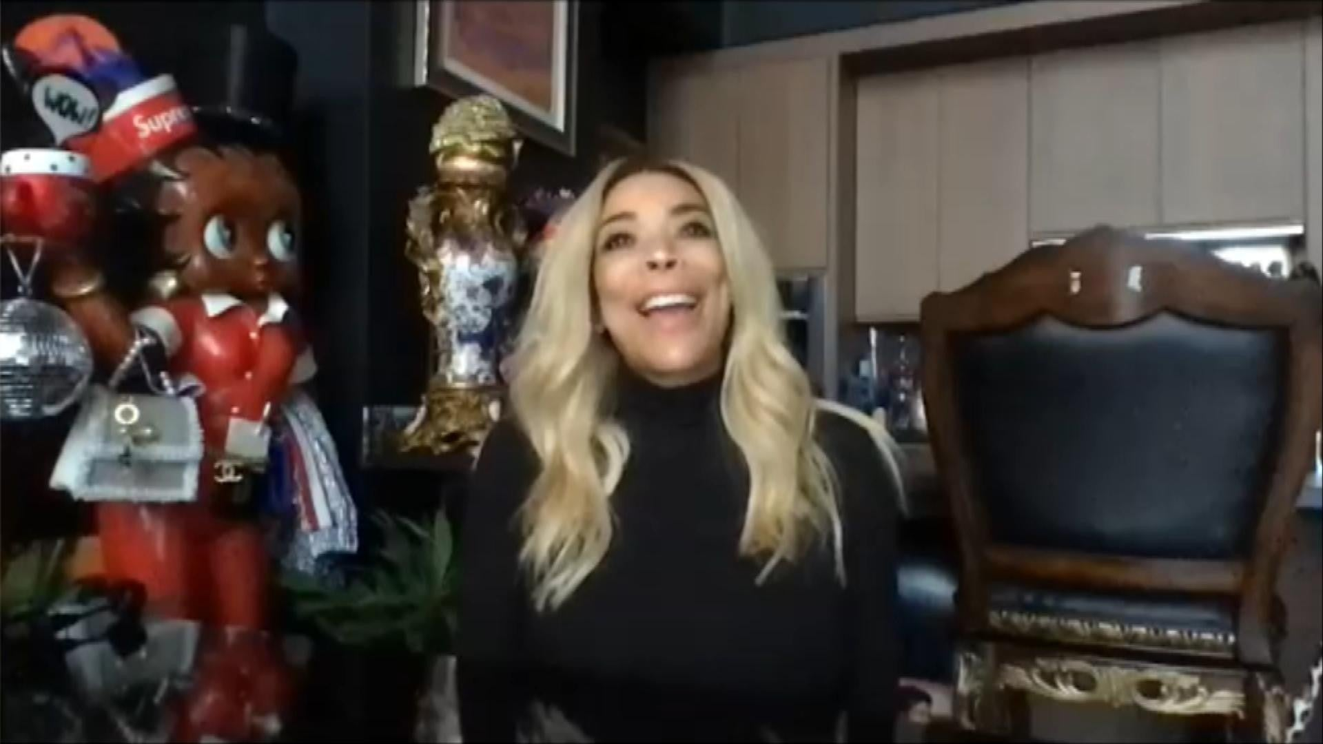 Wendy Williams' Life in Quarantine: Why She Hesitated on Filming at Home &  How She's Adjusting to Single Life | Entertainment Tonight