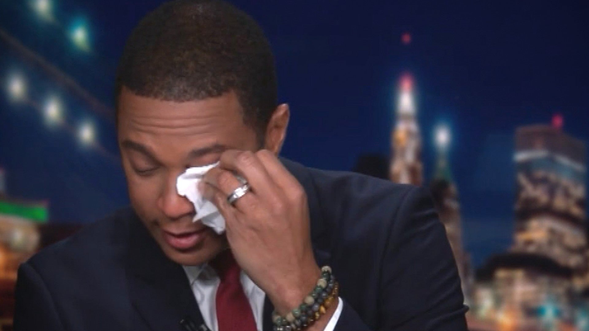 Don Lemon Tears Up Discussing Cnn Anchor Chris Cuomos Coronavirus