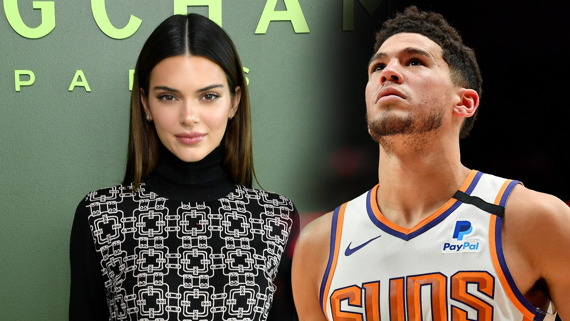 Kendall Jenner And Nba Player Devin Booker Not Dating Source Says Entertainment Tonight
