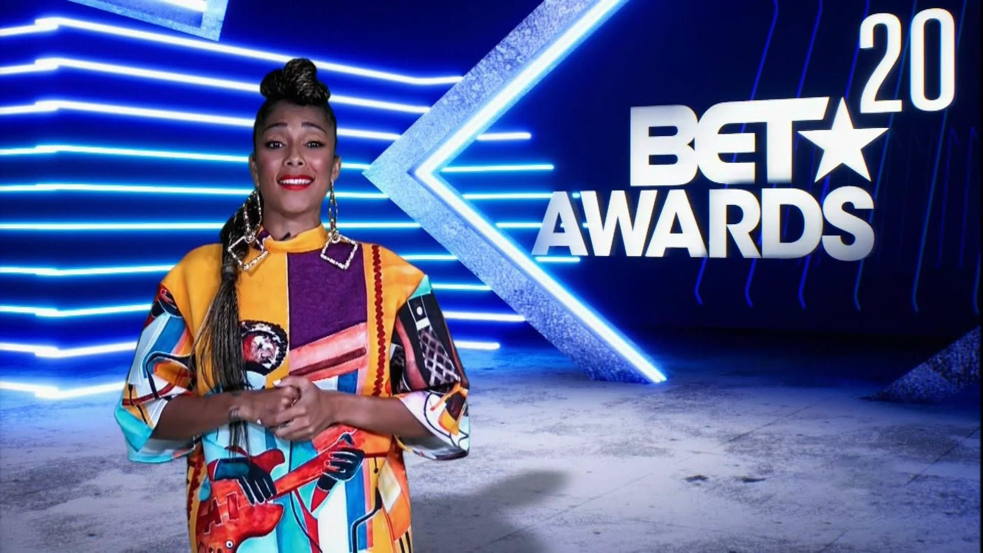 bet awards live on mobile