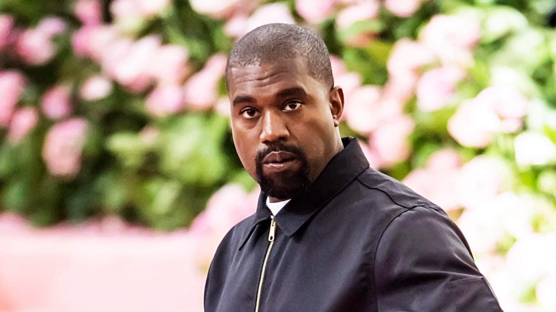 Kim Kardashian Has No Plans To Divorce Kanye West Right Now Source Says Entertainment Tonight