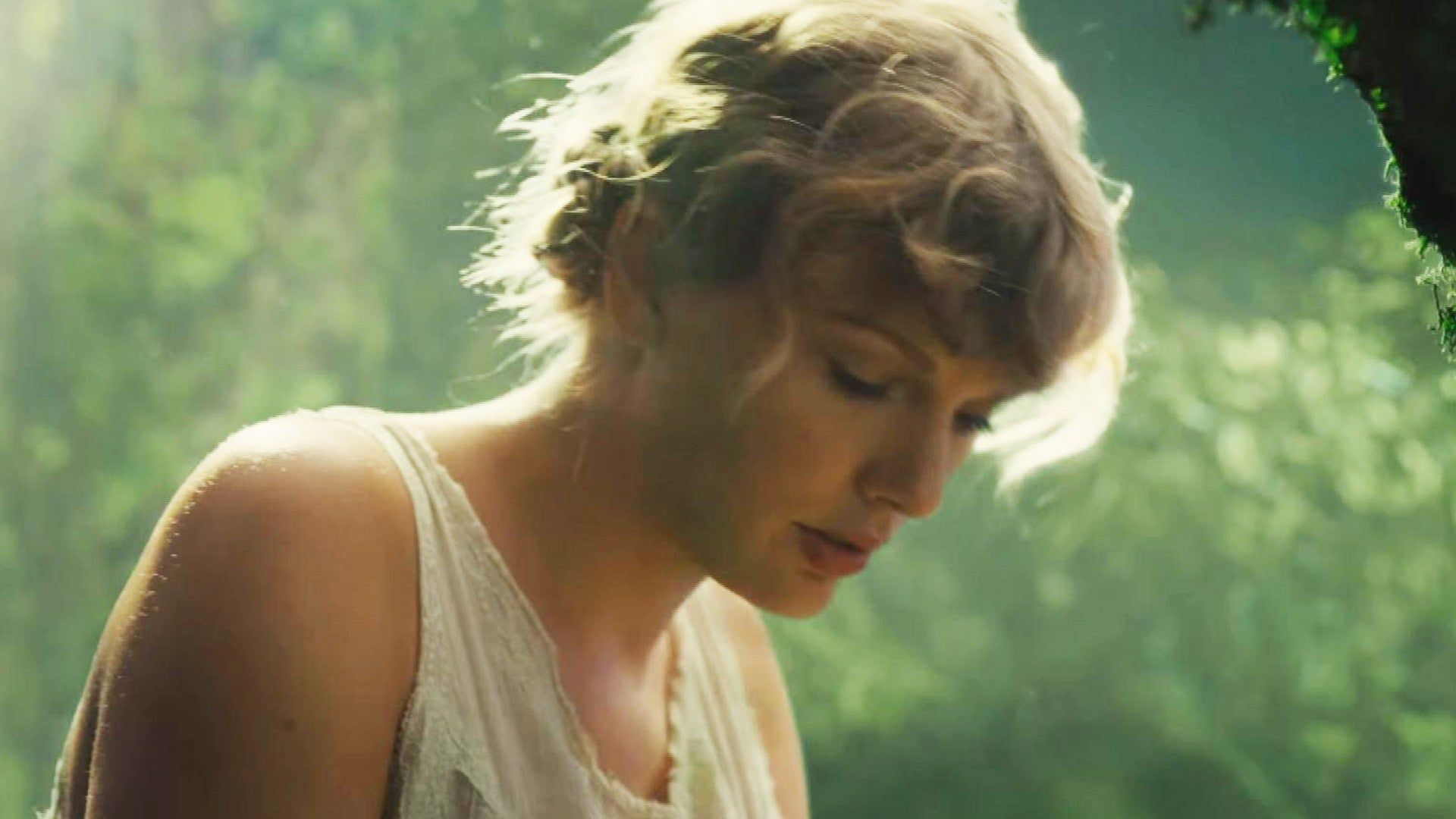 Taylor Swift Announces Folklore Concert Film For Disney Plus Entertainment Tonight