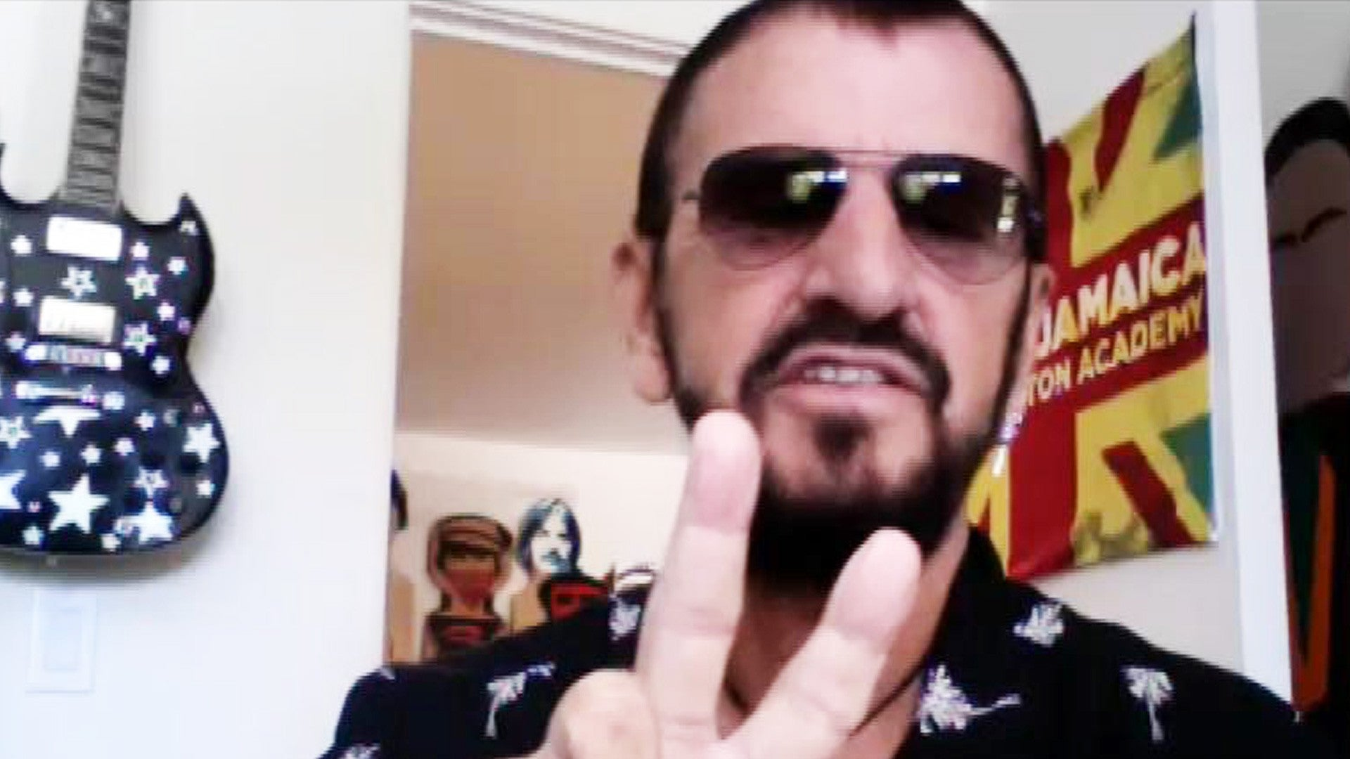 Ringo Starr Turns 80 See Yoko Ono And Paul Mccartney S Sweet Tributes Entertainment Tonight