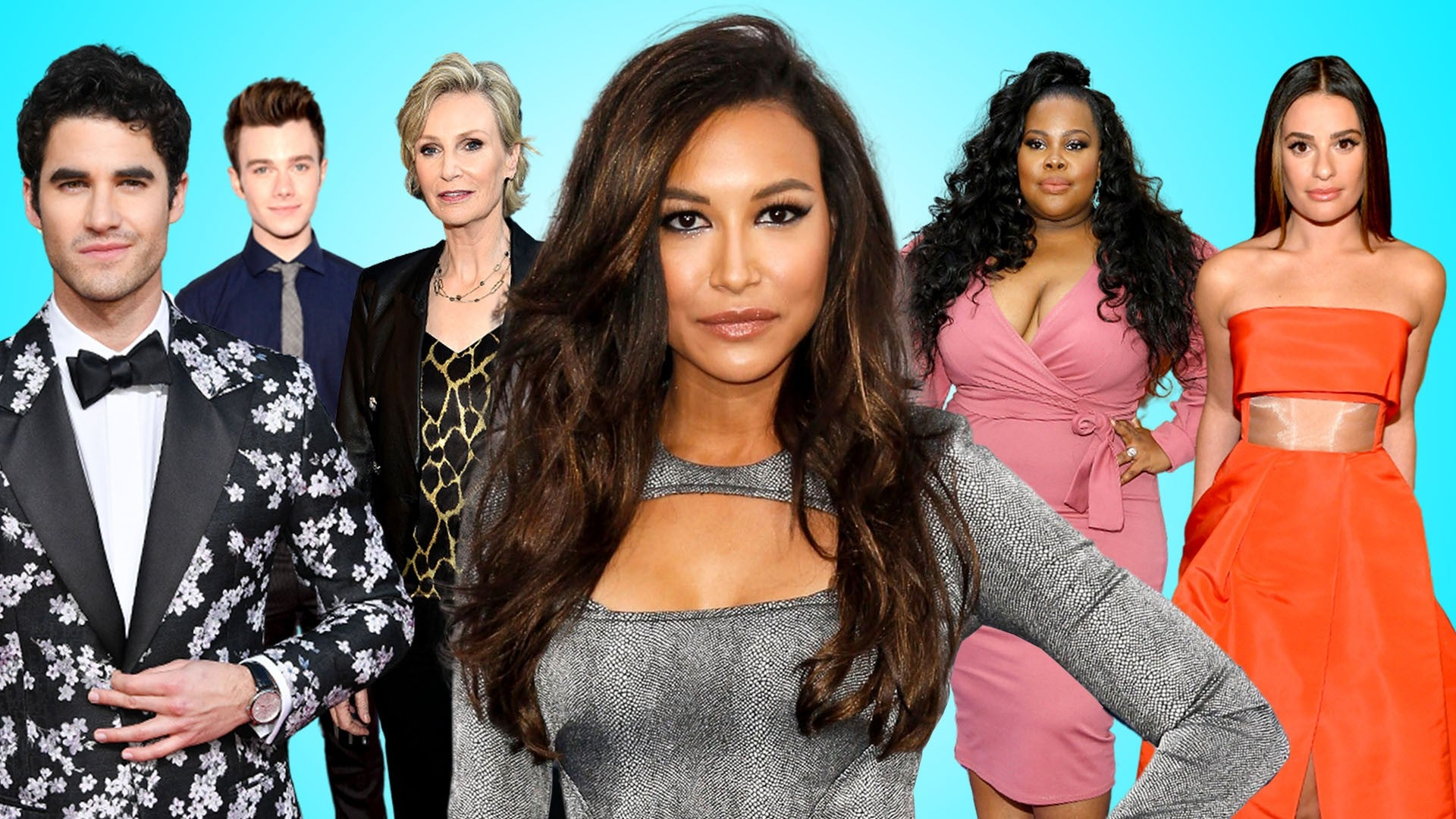 Naya Rivera Dead At 33 Actress Glee Co Stars And Friends Pay
