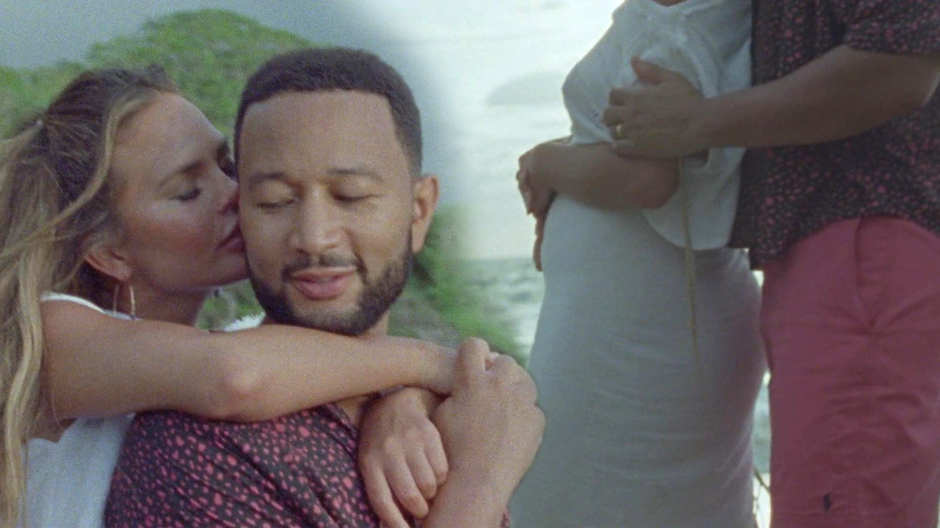 Chrissy Teigen Reveals She's Pregnant With Baby No. 3 in John Legend's  'Wild' Music Video