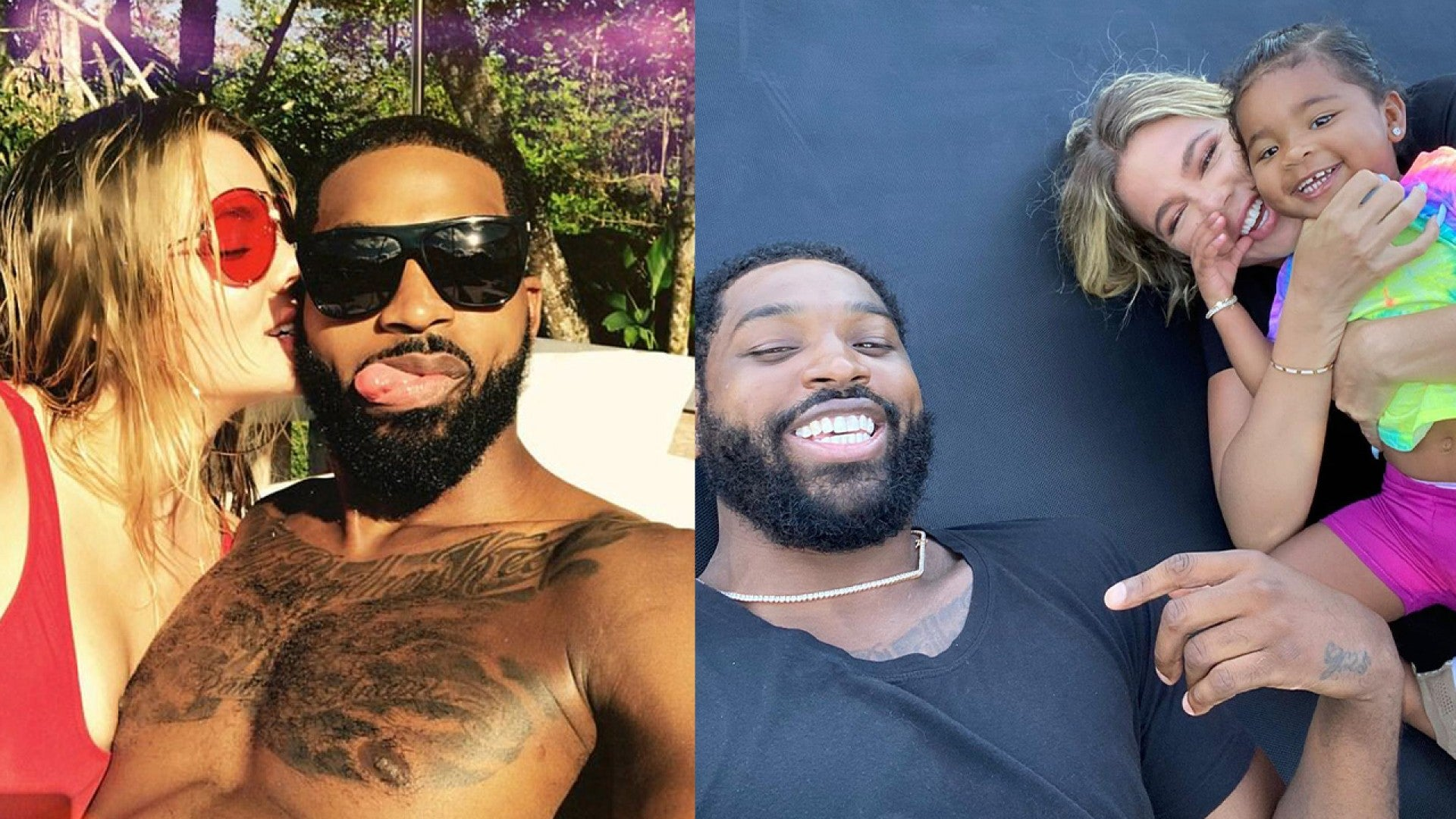 Khloe Kardashian And Tristan Thompson Are Back Together Source Says Entertainment Tonight