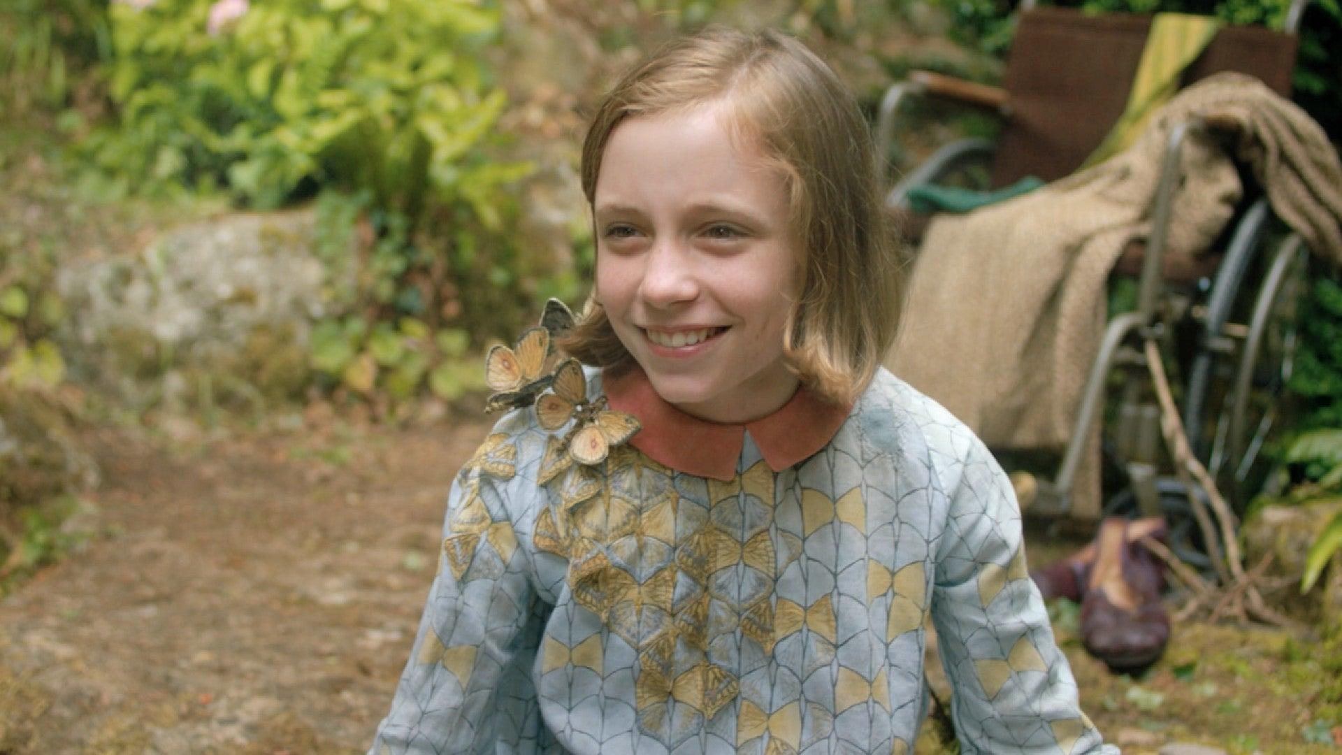 How The Secret Garden Found The Right Young Star To Bring Its Mary Lennox To Life Exclusive Entertainment Tonight