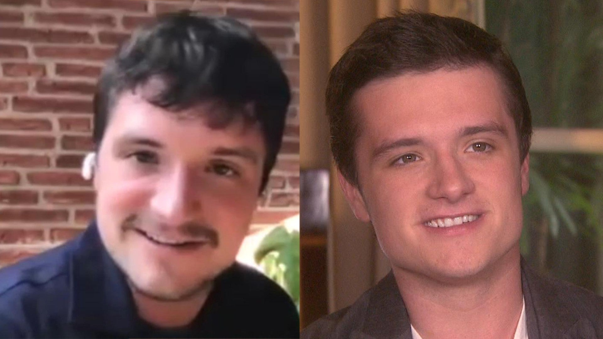 Josh Hutcherson Talks Socially Distanced Reunion With Jennifer Lawrence Hunger Games Prequel Exclusive Entertainment Tonight