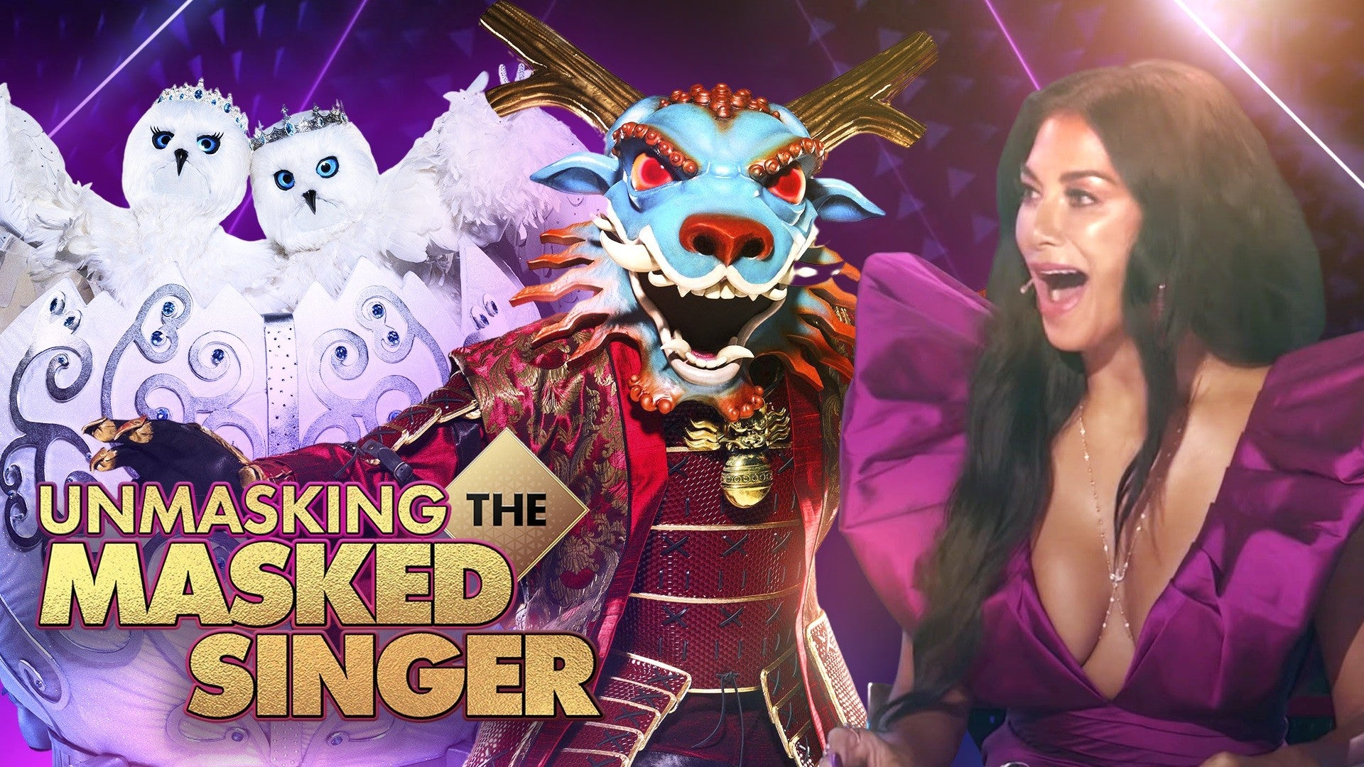 The Masked Singer Season Clues Spoilers And Our Best Guesses At Secret Identities Entertainment Tonight