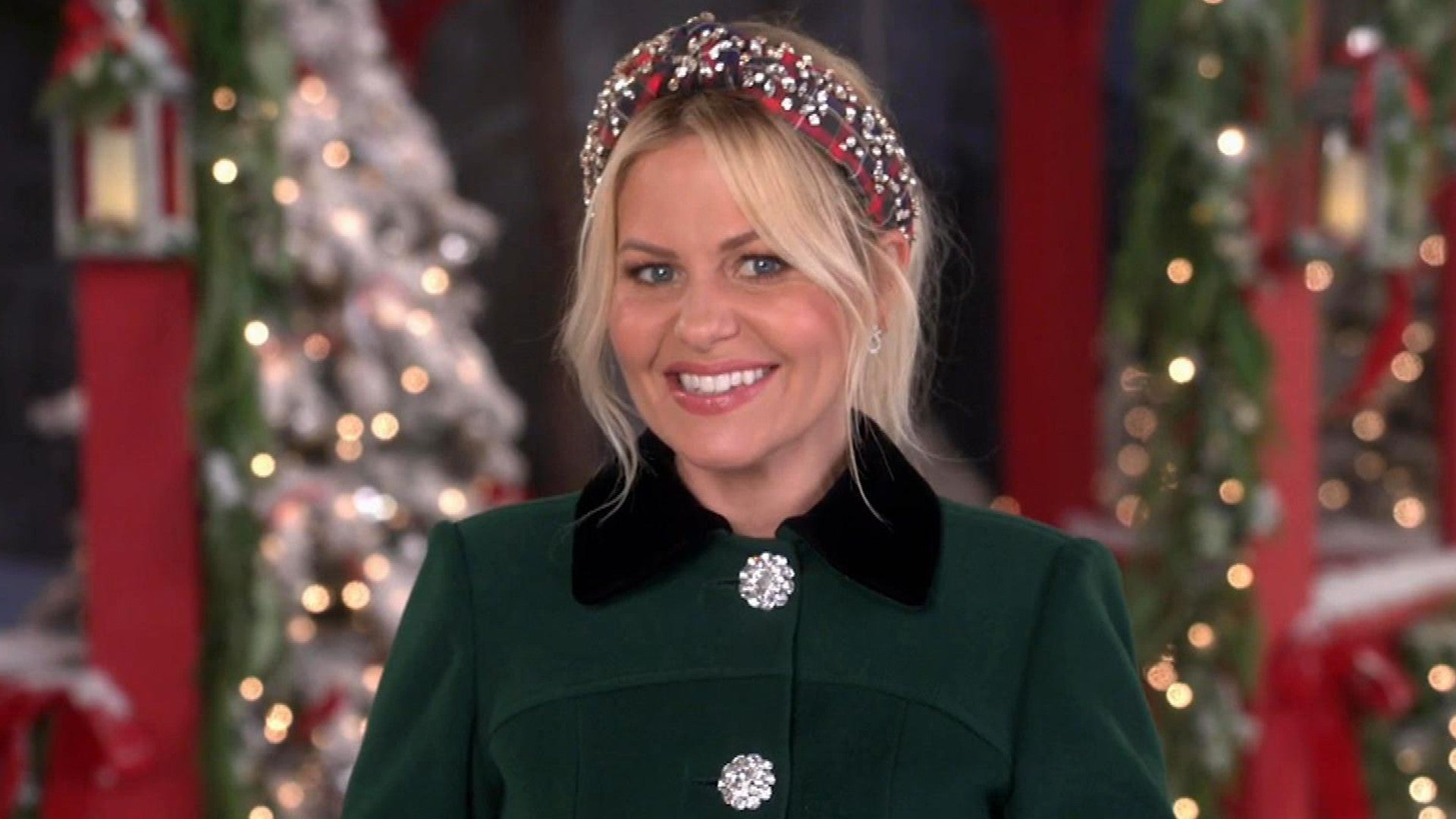Star In 2020 Christmas Can Only Candace Cameron Bure Stars in Hallmark Channel's 'If I Only Had