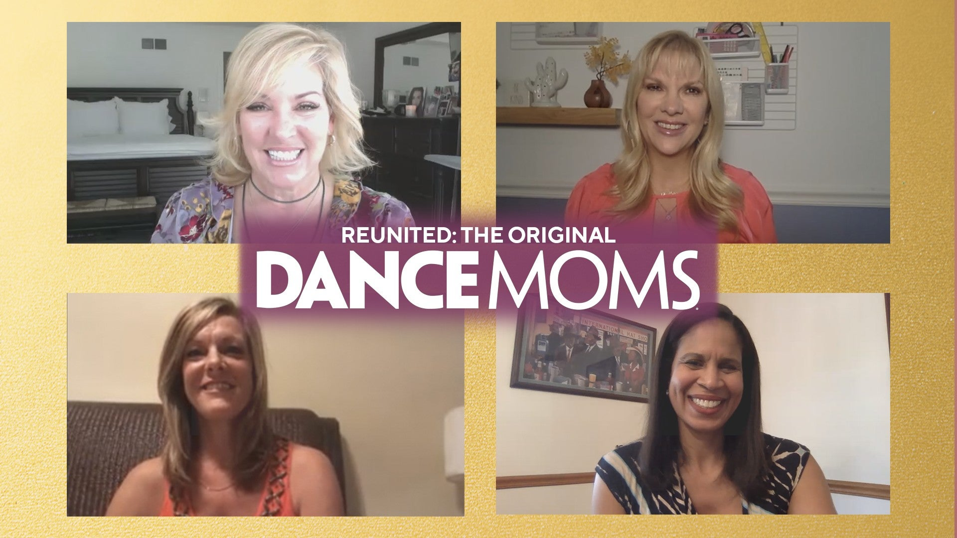 Dance Moms Ogs Dish On Parenting Fame Drama And More On New Podcast Exclusive Entertainment Tonight