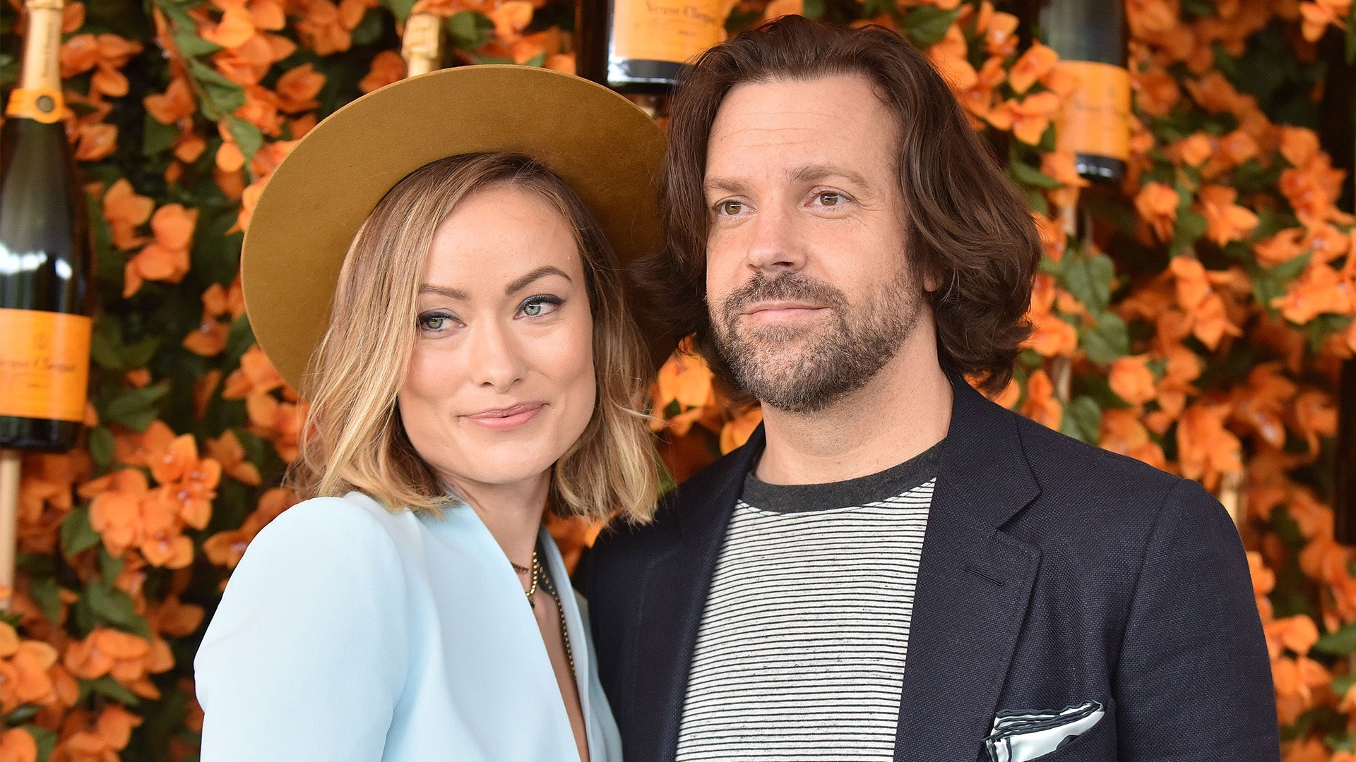 Olivia Wilde Spotted With Ex Jason Sudeikis After Hand-Holding Pics With  Harry Styles | Entertainment Tonight