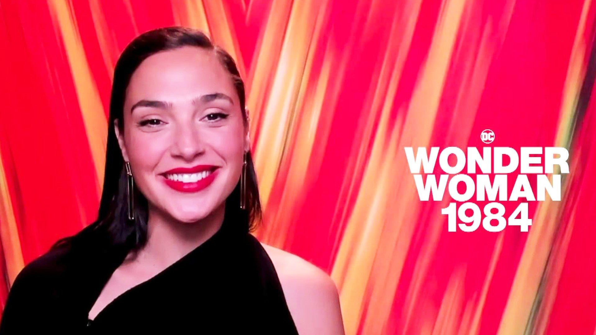 Gal Gadot Reveals How Filming Wonder Woman 1984 Was A Family Affair Exclusive Entertainment Tonight