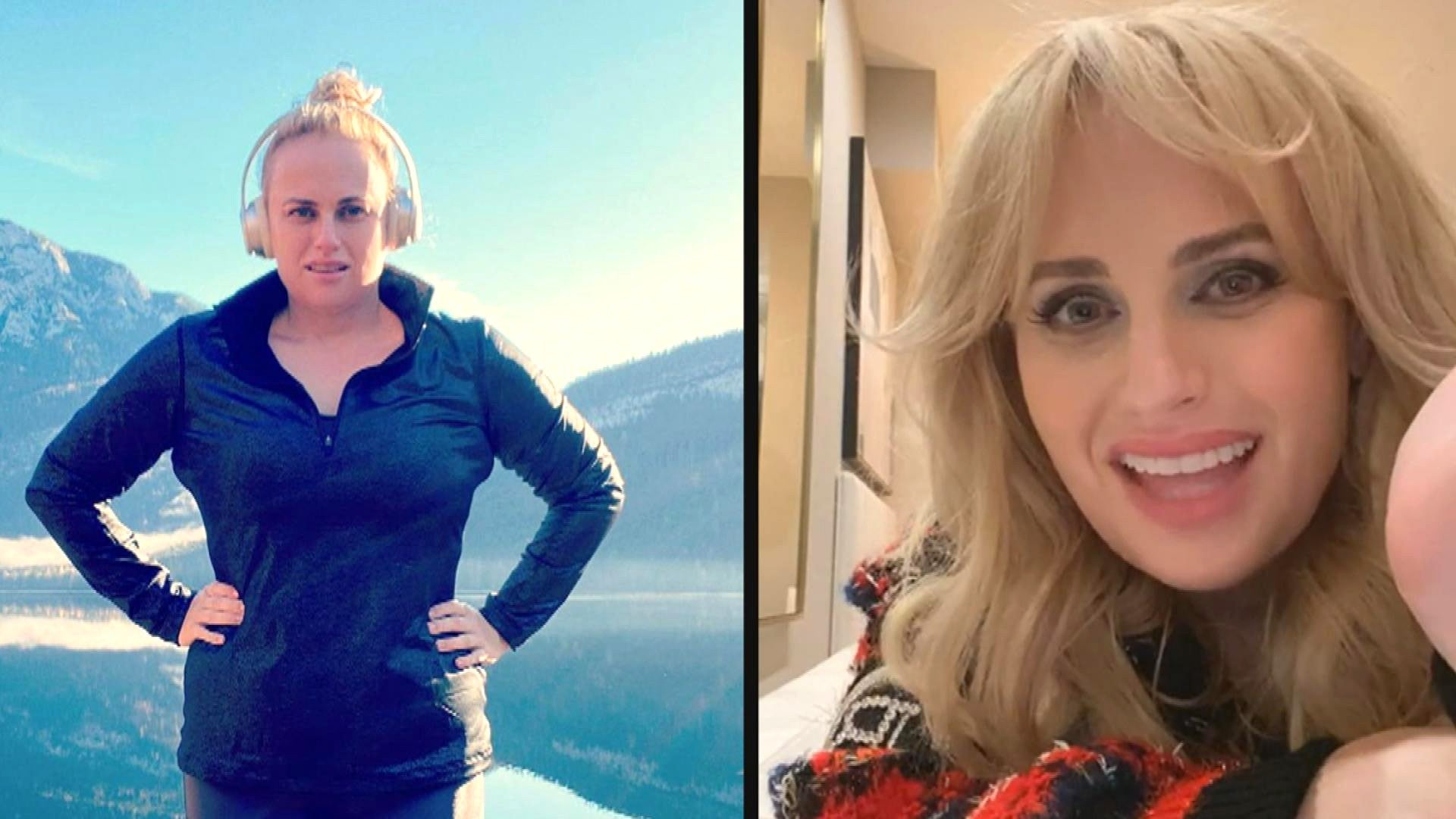 Rebel Wilson Shares How Many Calories She Eats A Day After Losing More Than 60 Pounds Entertainment Tonight