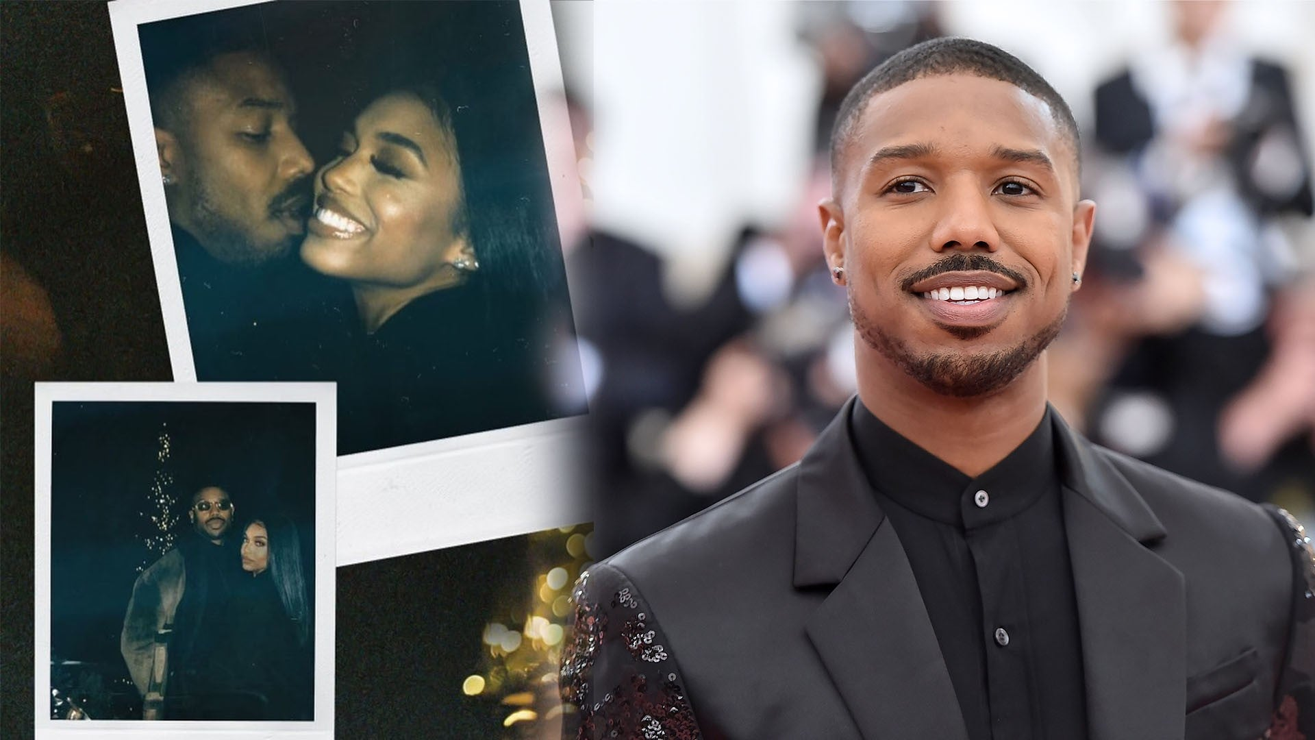 Michael B. Jordan and Lori Harvey 'Have Gotten Serious Fast,' Source Says |  Entertainment Tonight