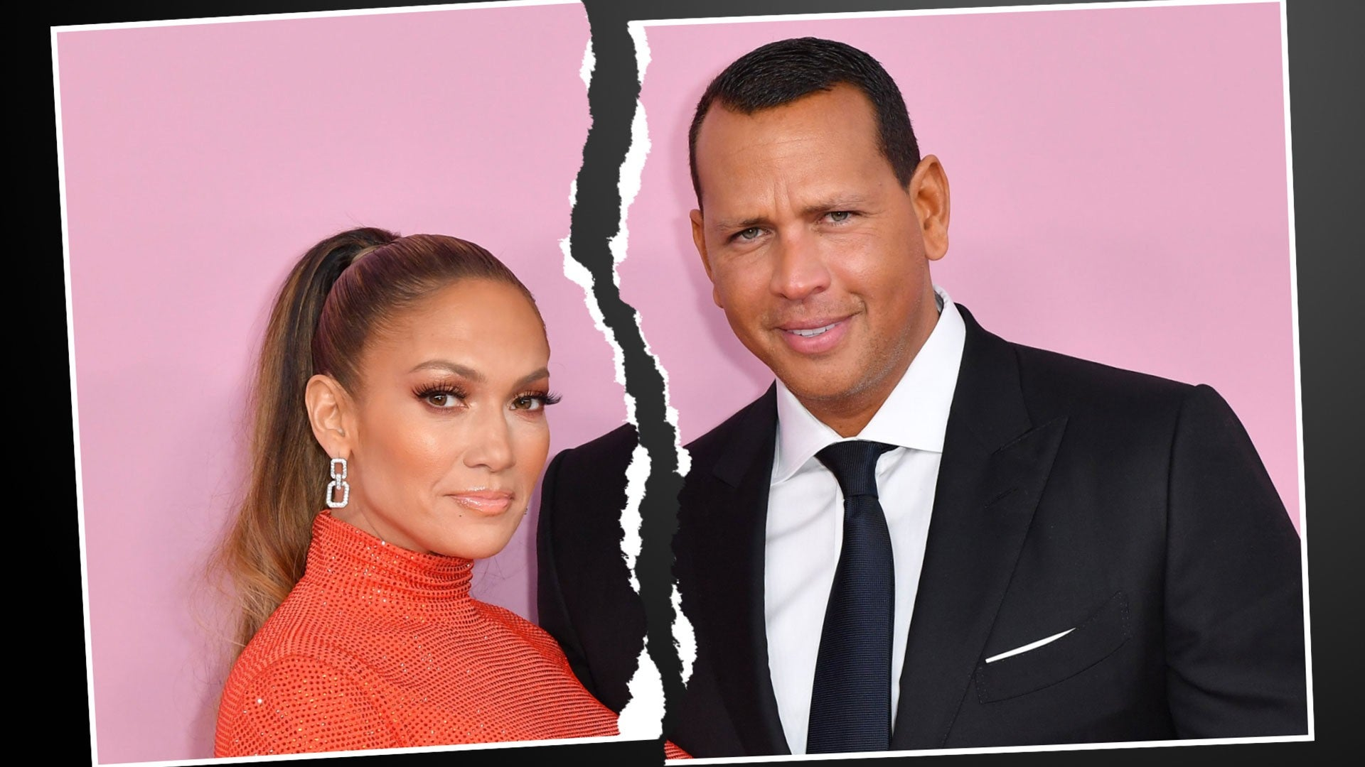 Jennifer Lopez And Alex Rodriguez Split After 4 Years Together Entertainment Tonight