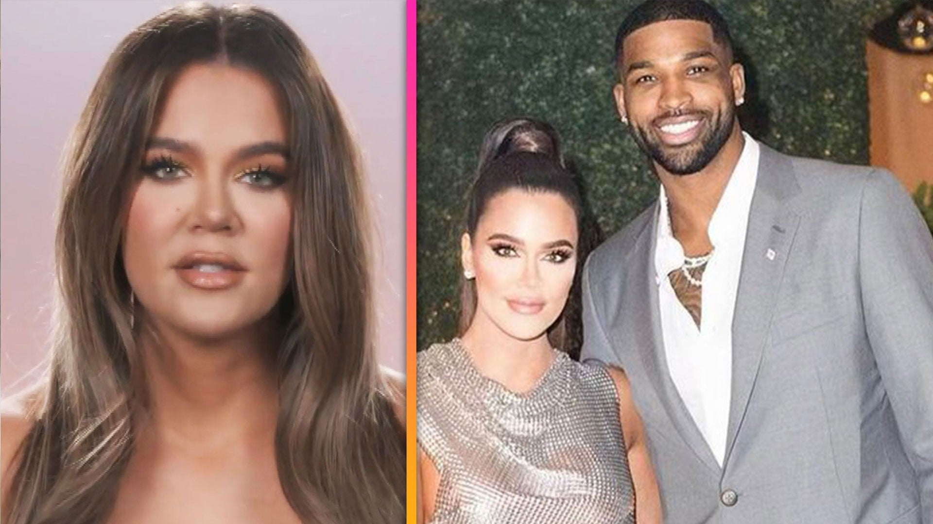 Khloe Kardashian Shares Why It S Hard To Be Open With Fans About Her Relationship With Tristan Thompson Entertainment Tonight