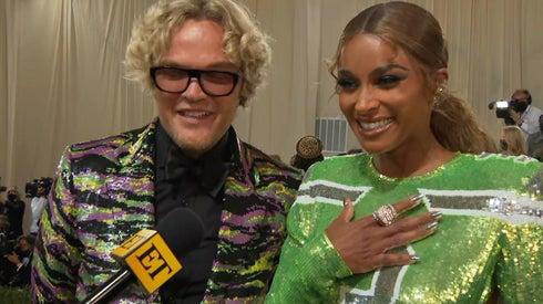 Met Gala 2021: Ciara Praises Natalia Bryant, Wears Russell Wilson-Inspired Look