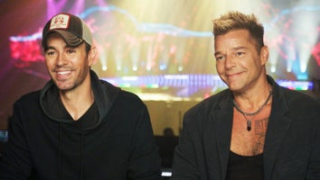 Enrique Iglesias and Ricky Martin Kick Off Massive Tour in Sin City (Exclusive)