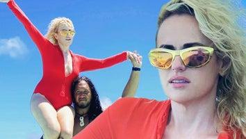 Rebel Wilson Rocks a Swimsuit While Channeling Moana on TikTok