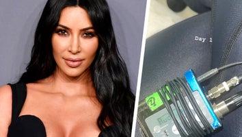 Kim Kardashian Shares 'Day 1' of Filming New Hulu Reality Show
