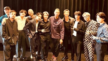 Coldplay's Chris Martin on BTS 'My Universe' Collaboration