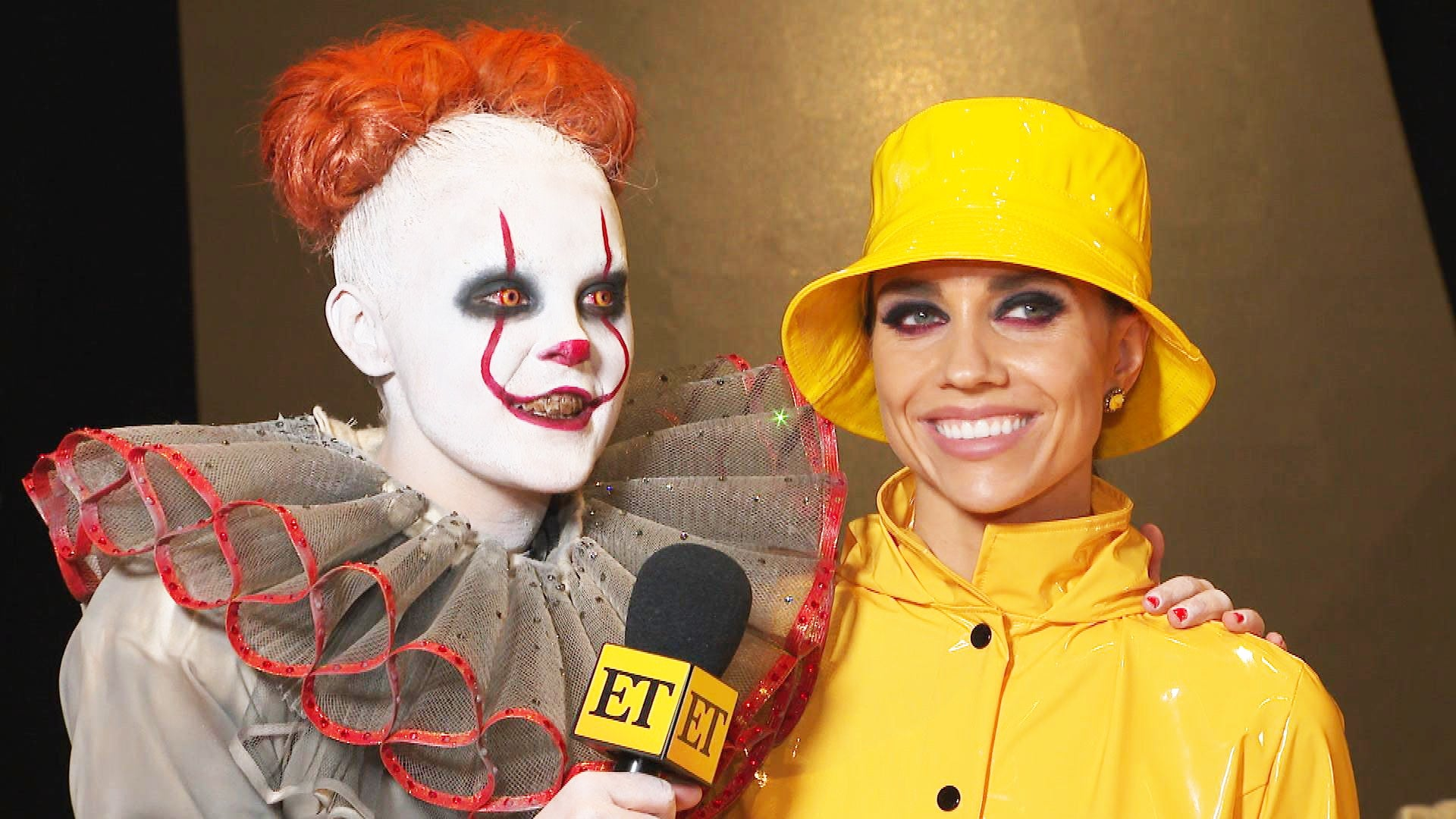 Inside 'DWTS' Halloween Night (Exclusive)