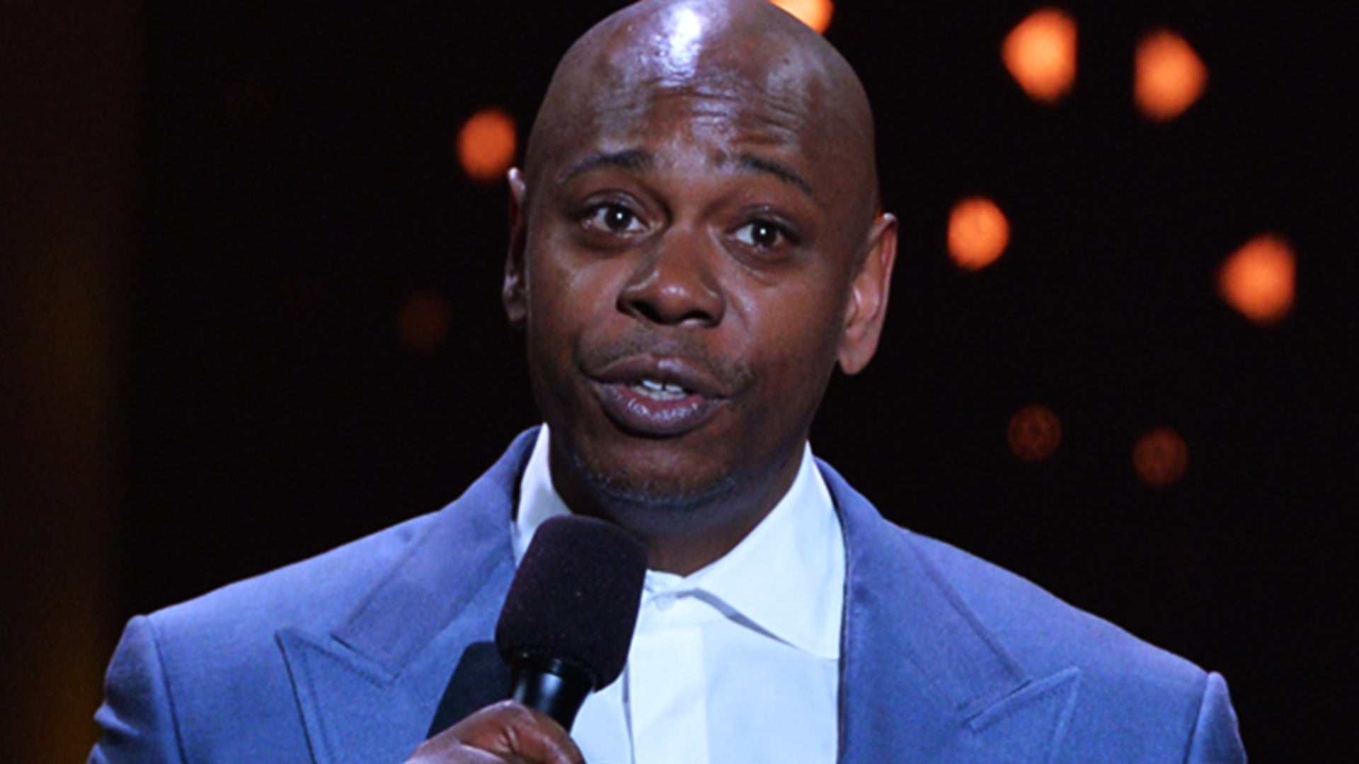 Dave Chappelle Addresses Trans Community Controversy