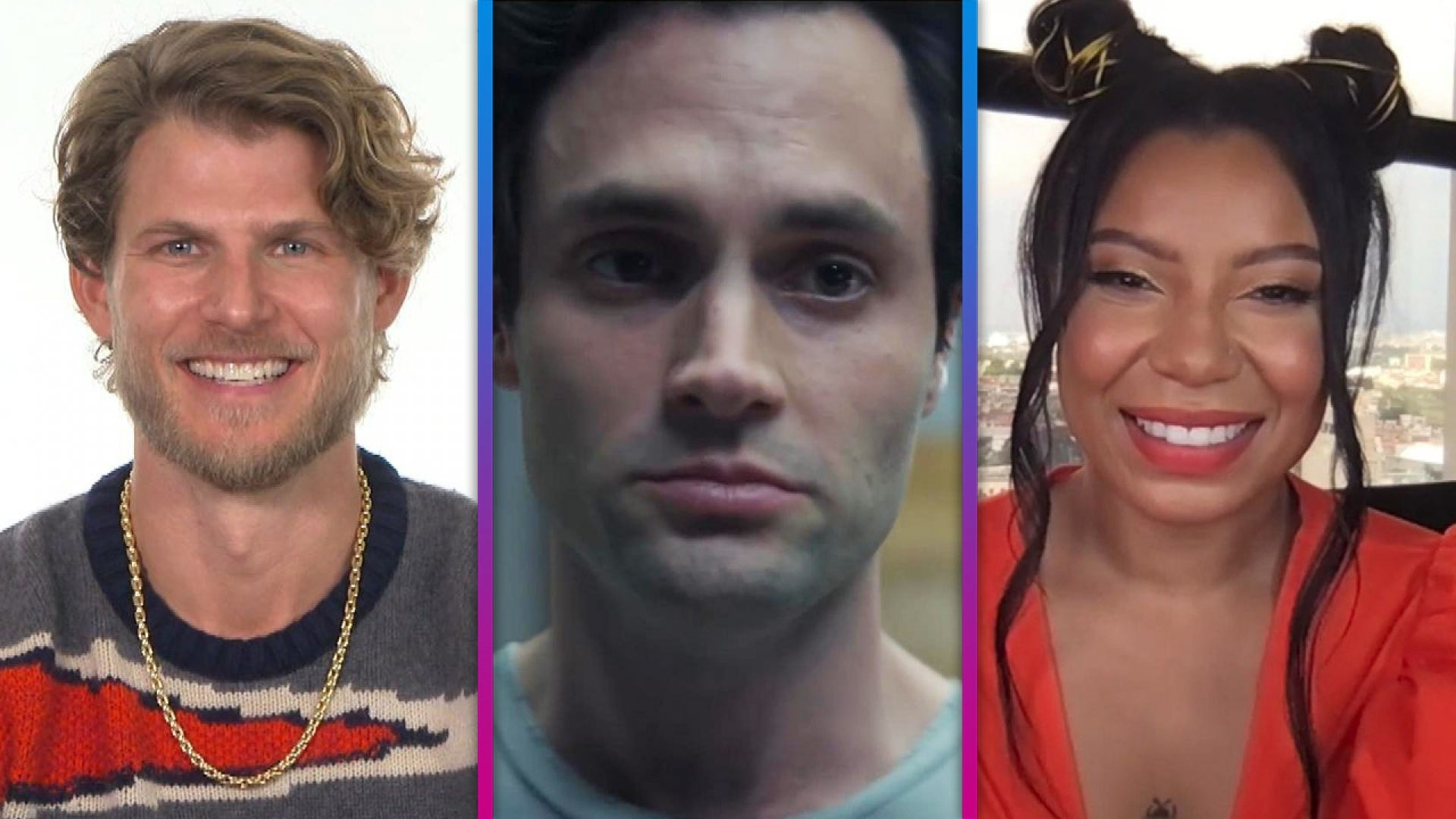 'You' Season 3: Travis Van Winkle and Shalita Grant React to Their Finale Fate! (Exclusive)